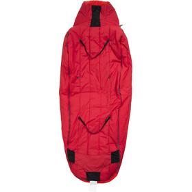 Sea to Summit BaseCamp Bt3 Sleeping Bag Long red